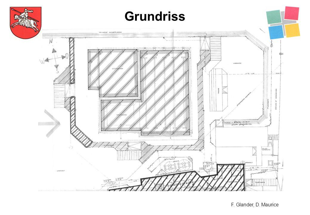 Grundriss F. Glander, D. Maurice