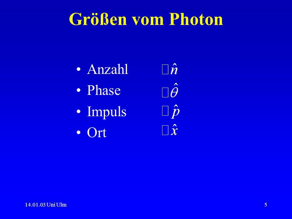14.01.03 Uni Ulm5 Größen vom Photon Anzahl Phase Impuls Ort