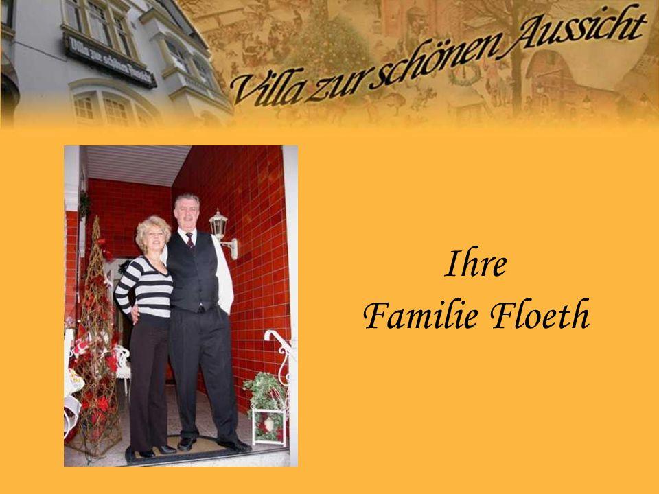 Ihre Familie Floeth