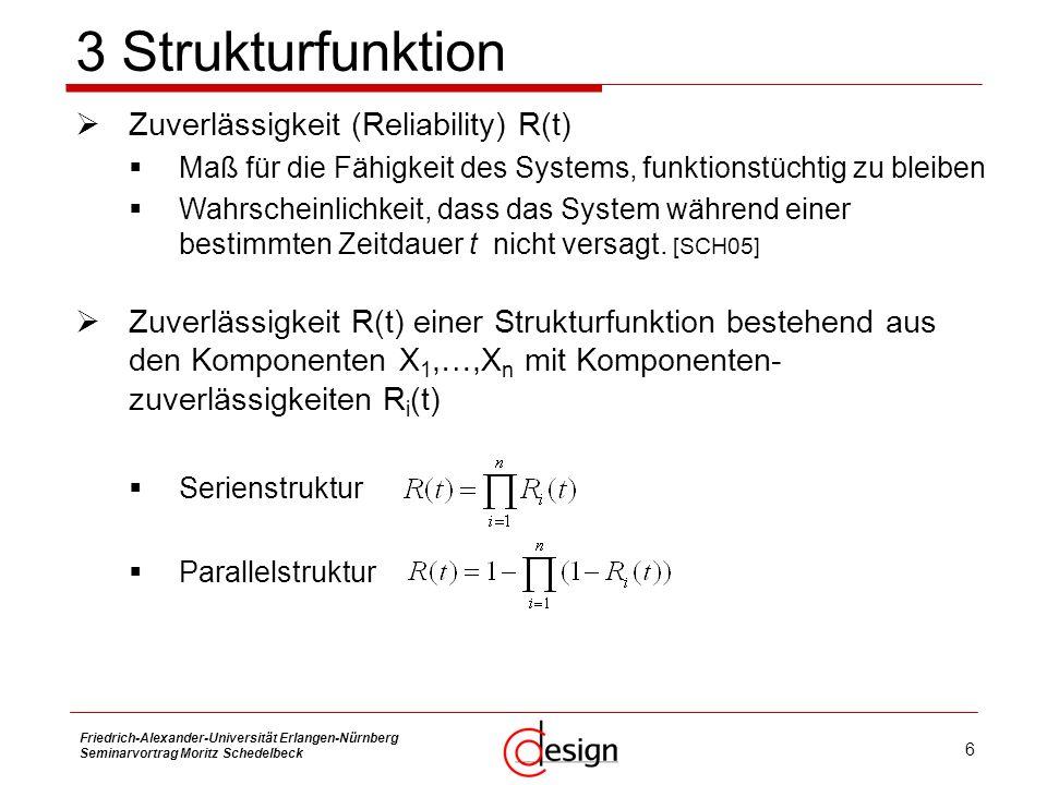 17 Friedrich-Alexander-Universität Erlangen-Nürnberg Seminarvortrag Moritz Schedelbeck Vielen Dank für Ihre Aufmerksamkeit!