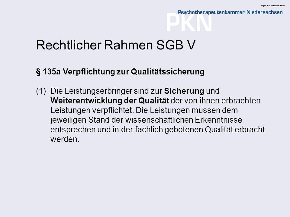 5 1.sich an einrichtungsübergreifenden Maßnahmen der Qualitätssicherung zu beteiligen, die insbesondere zum Ziel haben, die Ergebnisqualität zu verbessern und 2.einrichtungsintern ein Qualitätsmanagement einzuführen und weiterzuentwickeln.