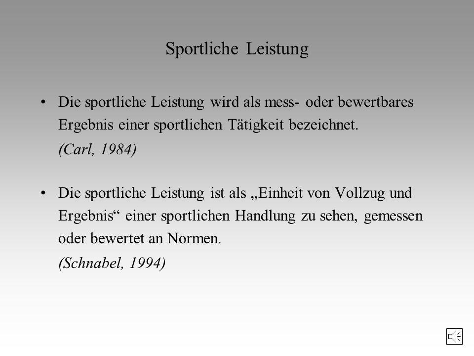 Trainingsprinzipien (II) Prinzipien zur Steuerung der Anpassung in eine spezifische Richtung (Spezialisierungsprinzipien): –Prinzip der Altersgemäßhei