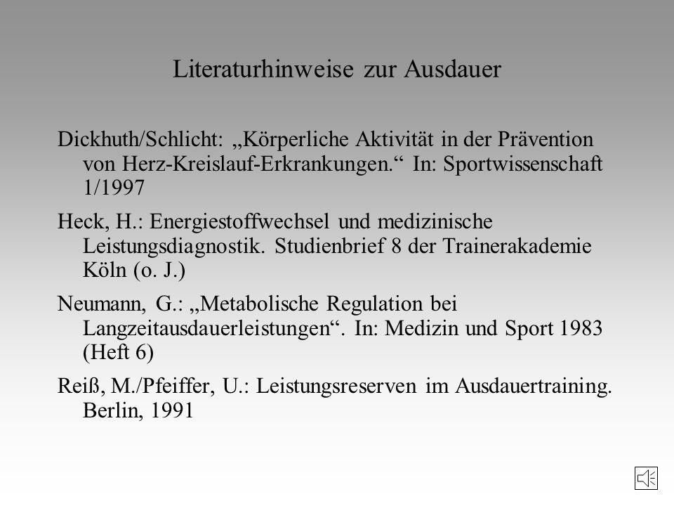 Krafttraining in der Schule Einschränkungen bezüglich des Krafttrainings im Schulsport (in Anlehnung an Frey) 1. Maximalkraft sollte erst nach der Rei