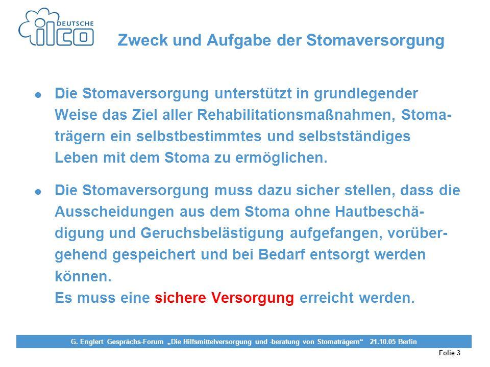 Folie 3 Projekt Darmkrebs-Informationsstelle, gefördert von der Deutschen Krebshilfe Vereinigung von Stomaträgern (künstlicher Darmausgang, künstliche