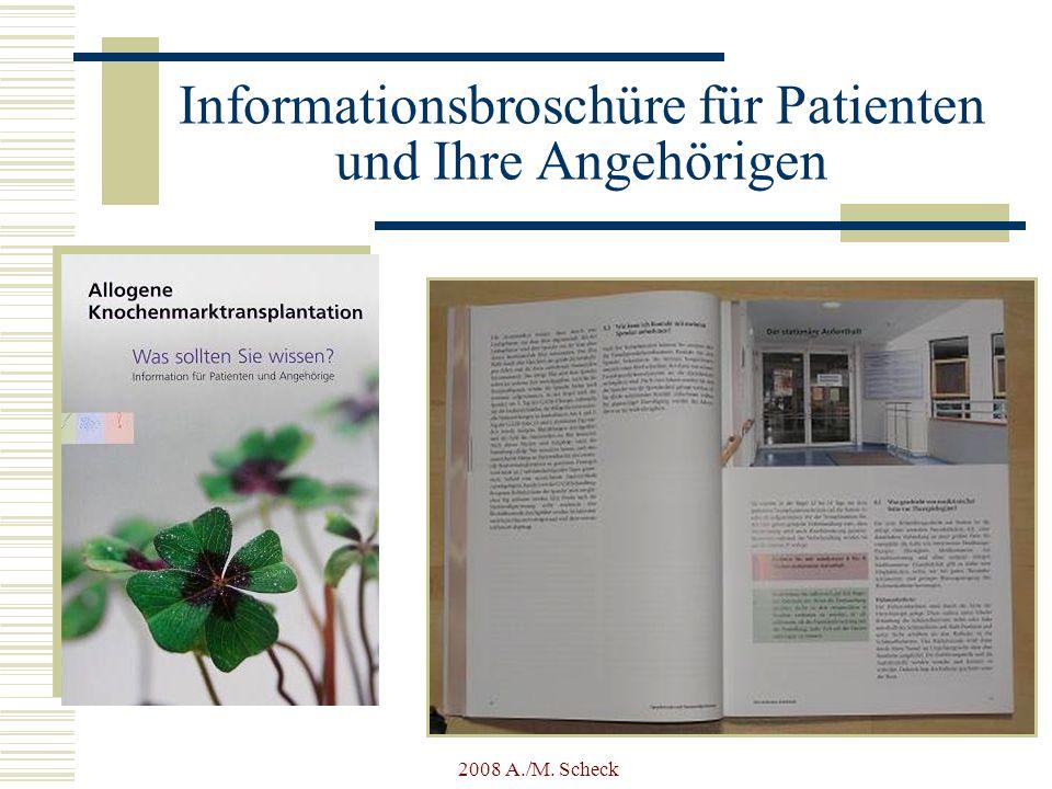 2008 A./M. Scheck In sicherer Umgebung