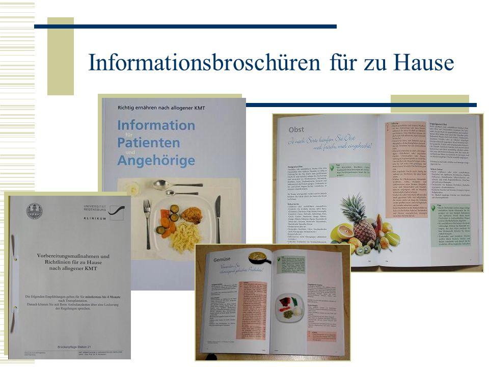2008 A./M. Scheck Informationsbroschüren für zu Hause