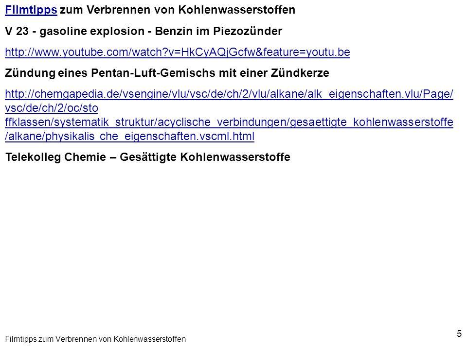 16 Expertenwissen: Benennungsregeln für stärker verzweigte Alkane – Beispiele 5-(1-Methylethyl)-6-(1,1-dimethylpropyl)undecan 4-Ethyl-4-methyl-5-(1-methylethyl)octan
