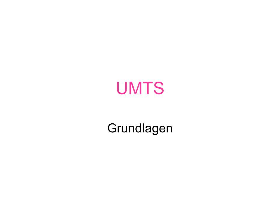 UMTS Grundlagen