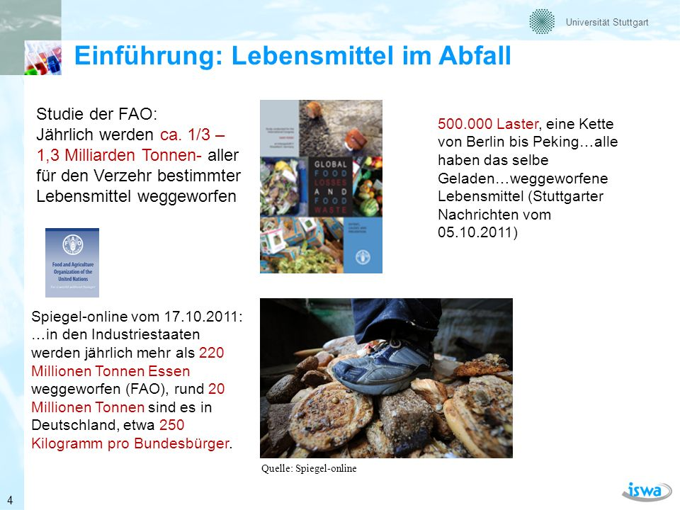 Universität Stuttgart Welche Bedeutung hat das Thema.