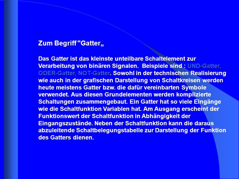 Binäres Signal - Träger von Informationen.