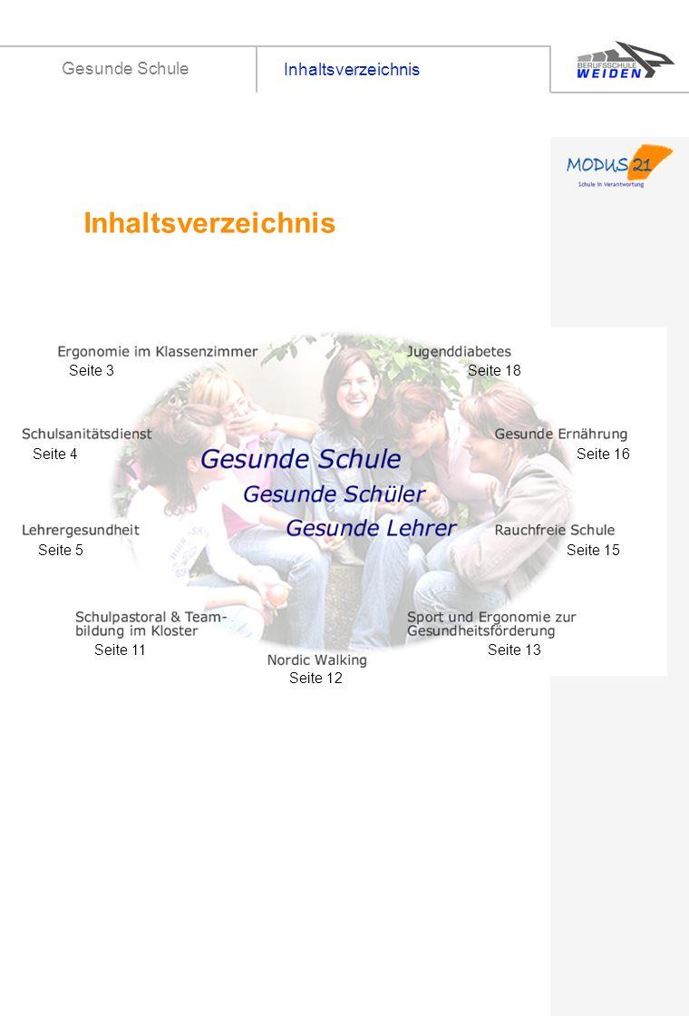 tz2 Inhaltsverzeichnis Gesunde Schule Titelseite 1 Inhaltsverzeichnis Seite 11 Seite 4 Seite 5 Seite 3 Seite 16 Seite 15 Seite 14 Seite 12 Seite 11 Se