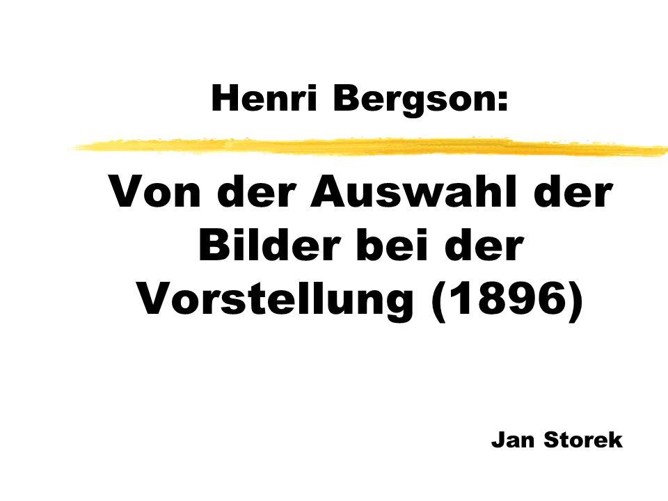 Henri Bergson: Biographie zgeb.