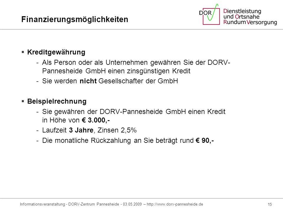 Beteiligungsmöglichkeiten Direkte Beteiligung -Einmalige Einlage (ab 100,-) in die GbR Finanzielle Beteiligung über die GLS-Bank -Einzelkreditvertrag