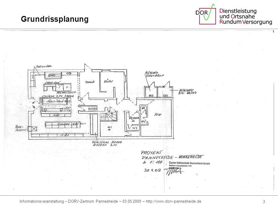 1 Informationsveranstaltung – DORV-Zentrum Pannesheide – 03.05.2009 – http://www.dorv-pannesheide.de Einführung Was bisher geschah… Anf. 2008: Vortrag