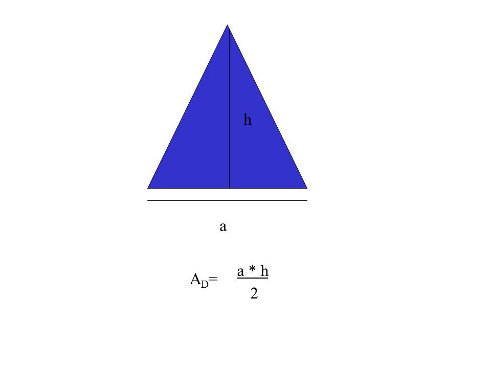 Berechne die Fläche des Trapezes: a= 6,3 cm, c = 4,7cm, h= 4 cm Konstruiere das Trapez! Du hast drei Möglichkeiten. Die Fläche bleibt immer gleich gro