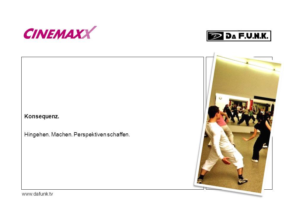 www.dafunk.tv Ablauf - Kino.