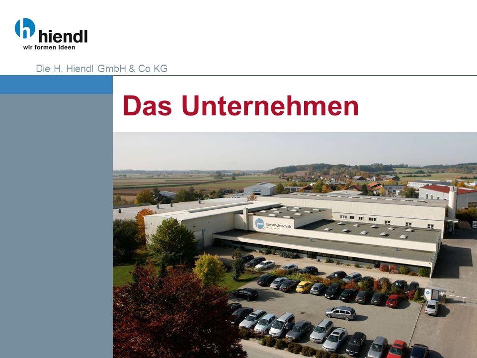 Das Unternehmen Die H. Hiendl GmbH & Co KG