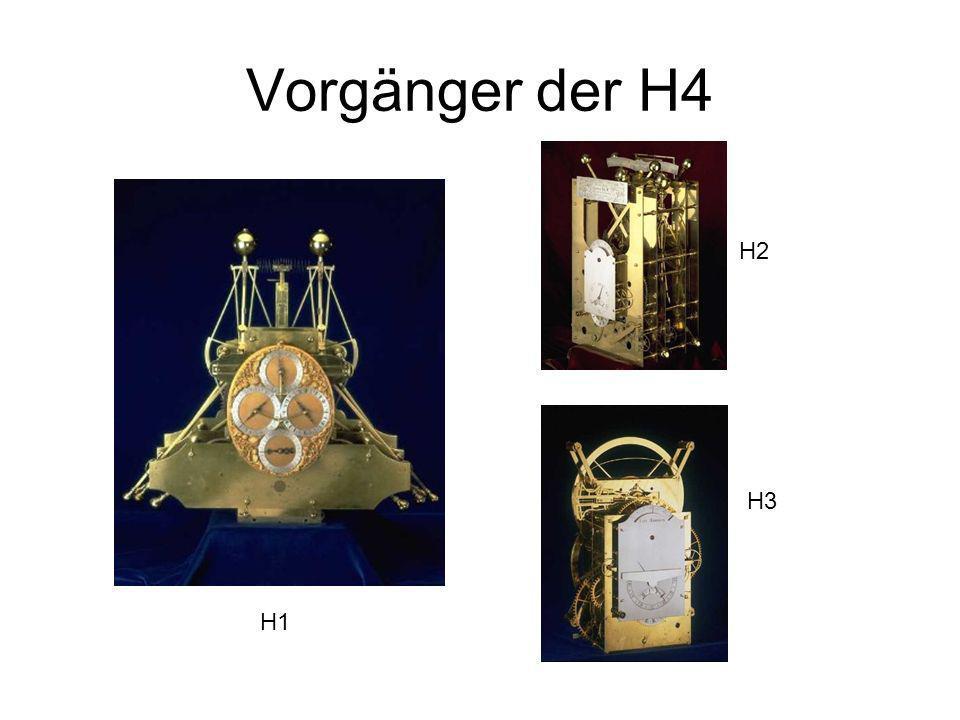 Vorgänger der H4 H1 H2 H3