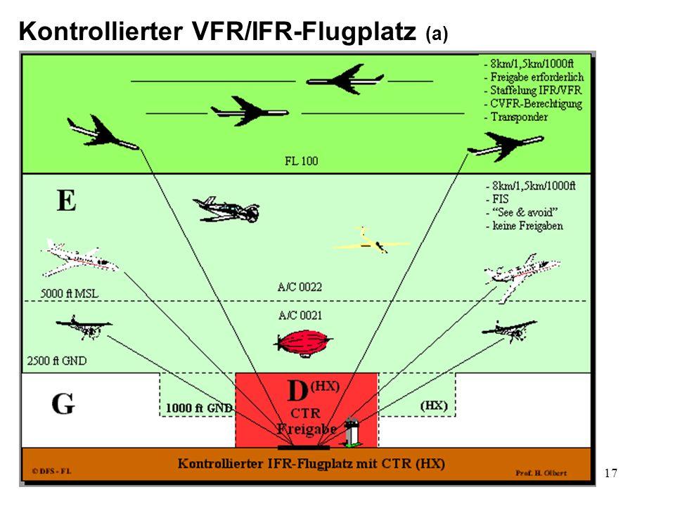 18 Kontrollierter VFR/IFR-Flugplatz (b)