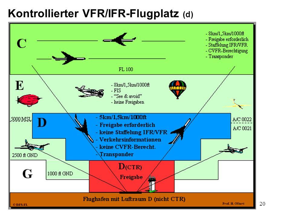 21 Kontrollierter VFR/IFR-Flugplatz (e)