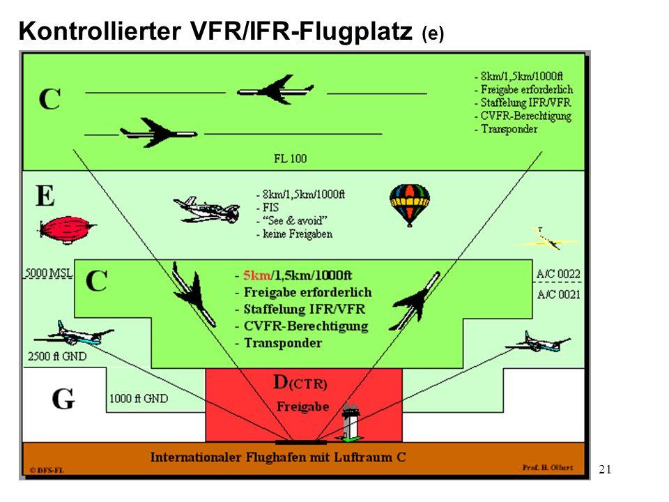 22 Kontrollierter VFR/IFR-Flugplatz (f)
