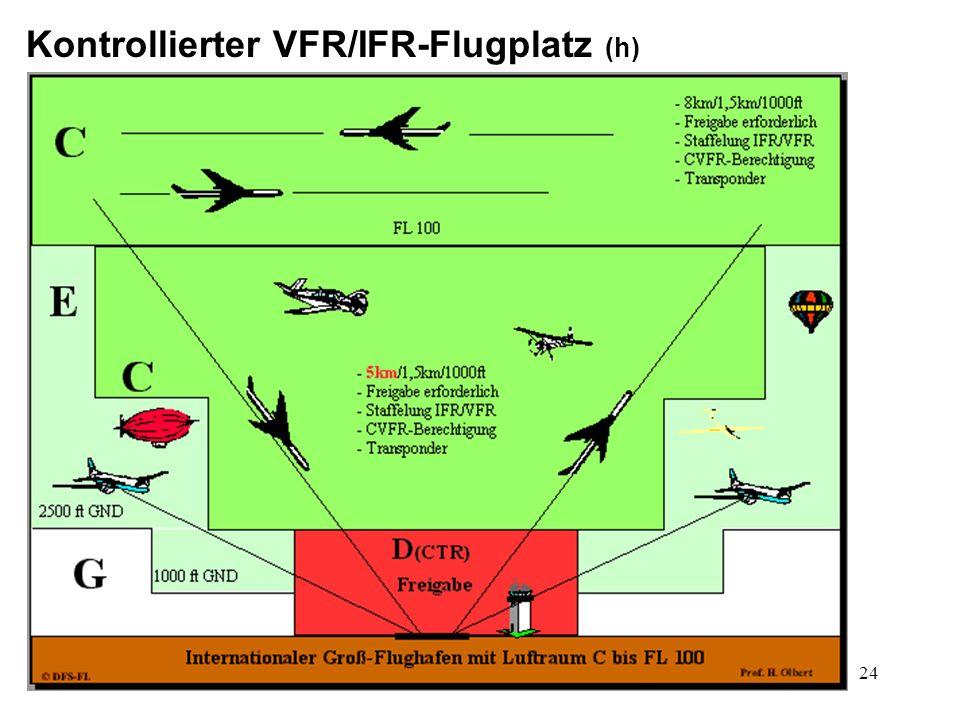 24 Kontrollierter VFR/IFR-Flugplatz (h)