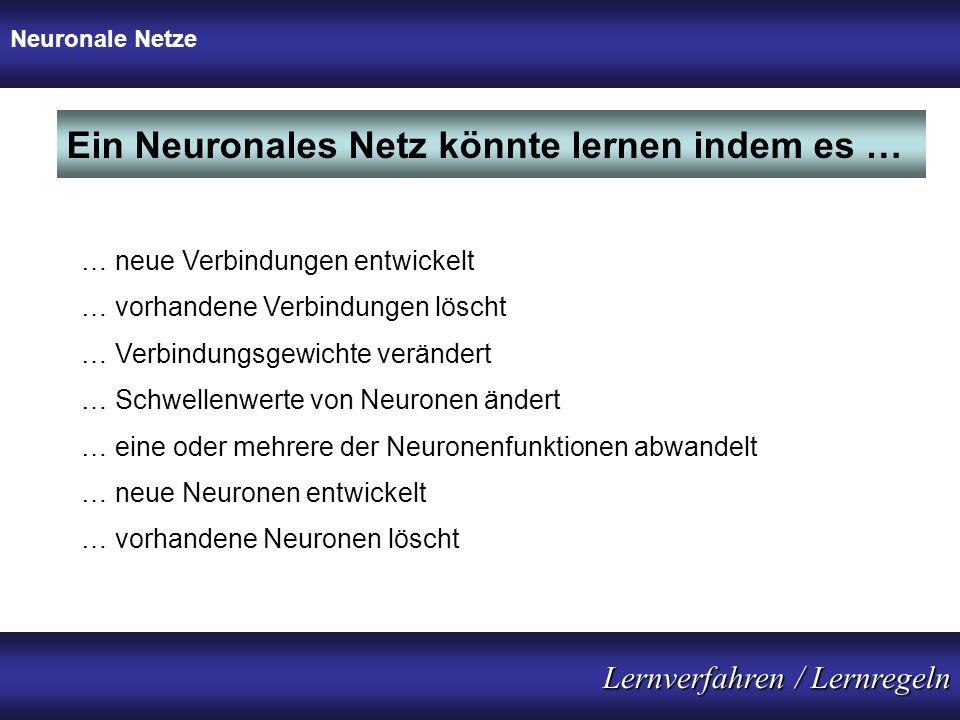 Literatur Detlef Nauck, Frank Klawonn und Rudolf Kruse (1994), Neuronale Netze und Fuzzy-Systeme, F.