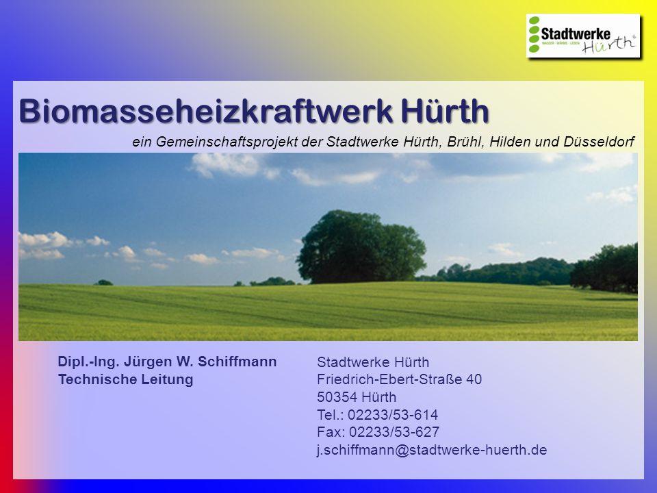 Einleitung ein Gemeinschaftsprojekt der Stadtwerke Hürth, Brühl, Hilden und Düsseldorf Stadtwerke Hürth Friedrich-Ebert-Straße 40 50354 Hürth Tel.: 02