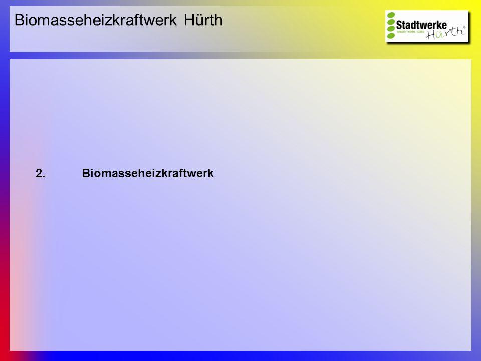 Biomasseheizkraftwerk Hürth 2.Biomasseheizkraftwerk