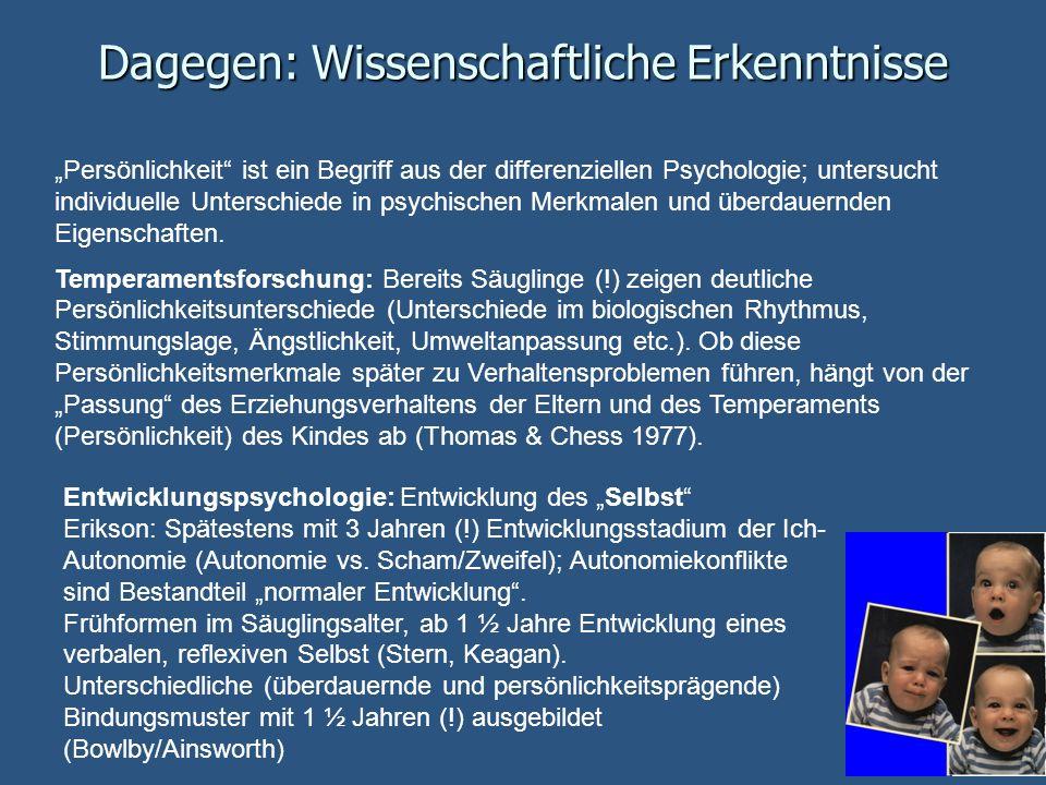 Winterhoffs pädagogische Haltung und das Problem partnerschaftlicher Erziehung Ein Fallbeispiel Seine pädagogische Perspektive und Haltung Partnerschaftlichkeit als Beziehungsstörung