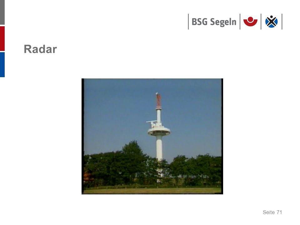 Seite 71 Radar