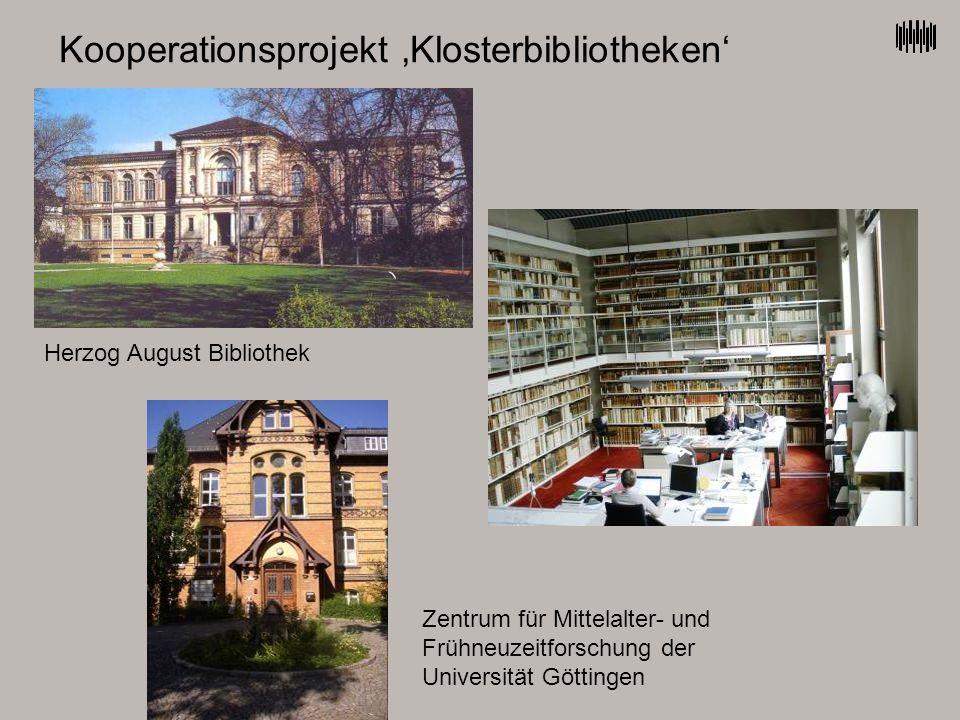 Katalogisierung – Rekonstruktion Mischbände Theologische Sammelhandschrift, Benediktinerkloster Clus, 1448.