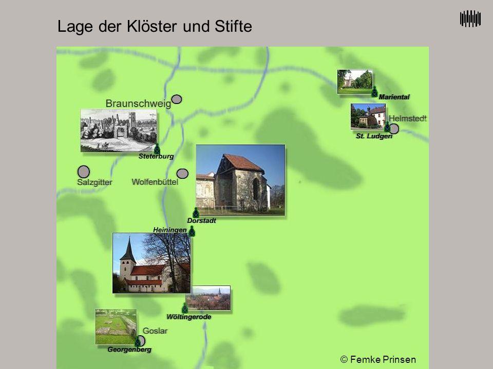 Entwicklung des Buchbestands nach 2,5 Jahren Laufzeit des Forschungsprojekts Klosterbibliotheken Steterburg, Heiningen, Dorstadt