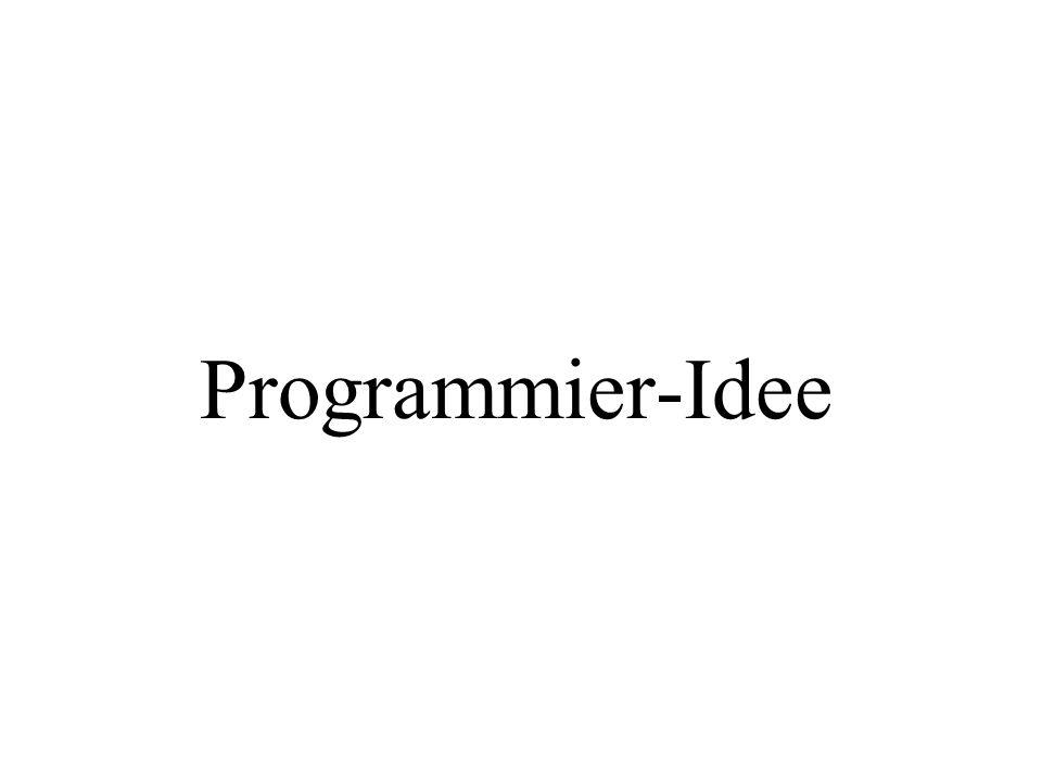 ausgabe_zeile_0 Wie kann man dies mit welcher Anweisung durch ein Struktogramm auch noch kompakter (kürzer) darstellen .