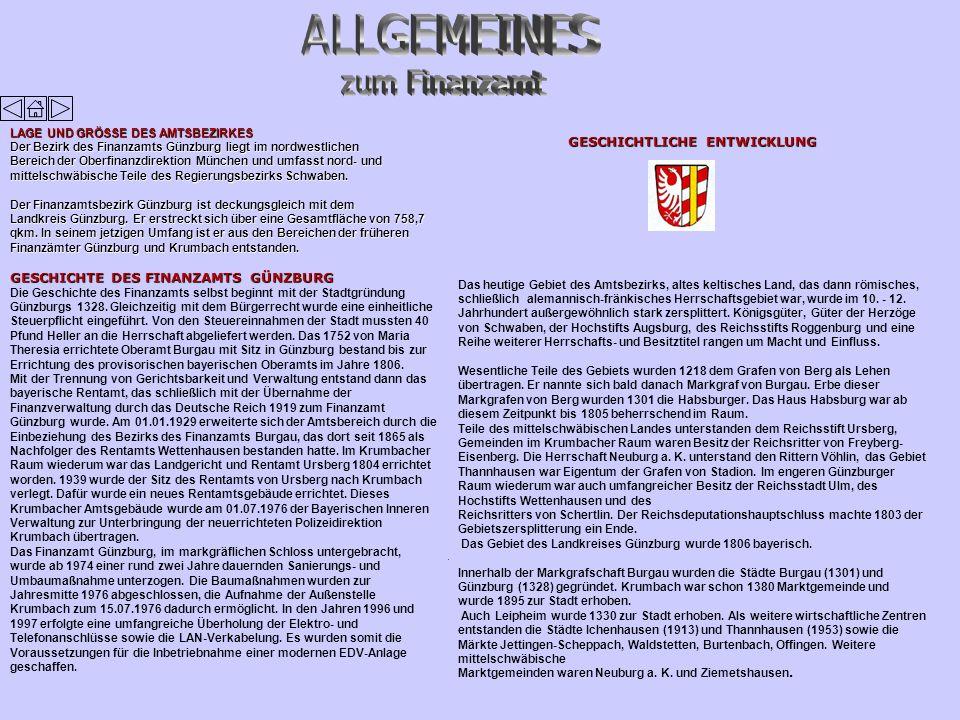 GESCHICHTLICHE ENTWICKLUNG Das heutige Gebiet des Amtsbezirks, altes keltisches Land, das dann römisches, schließlich alemannisch-fränkisches Herrschaftsgebiet war, wurde im 10.