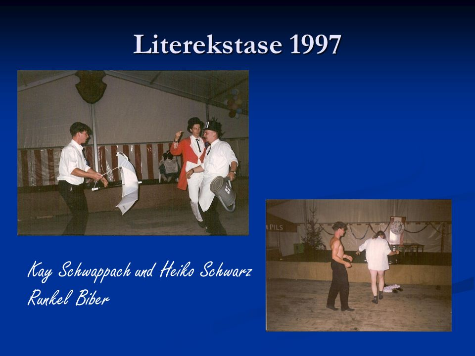 Literekstase 1997