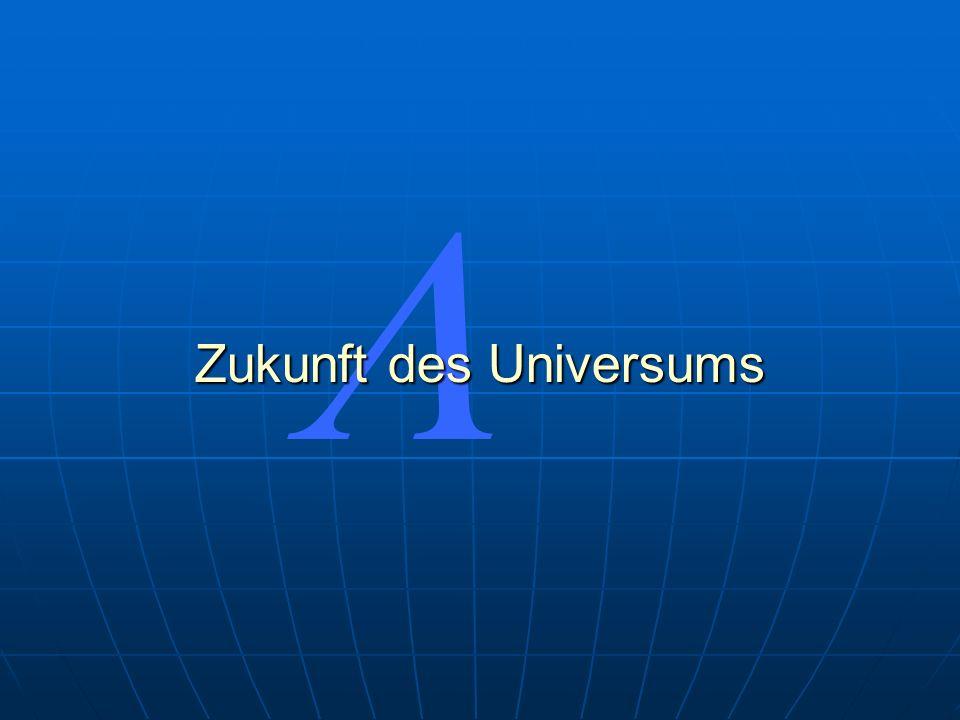 Zukunft des Universums