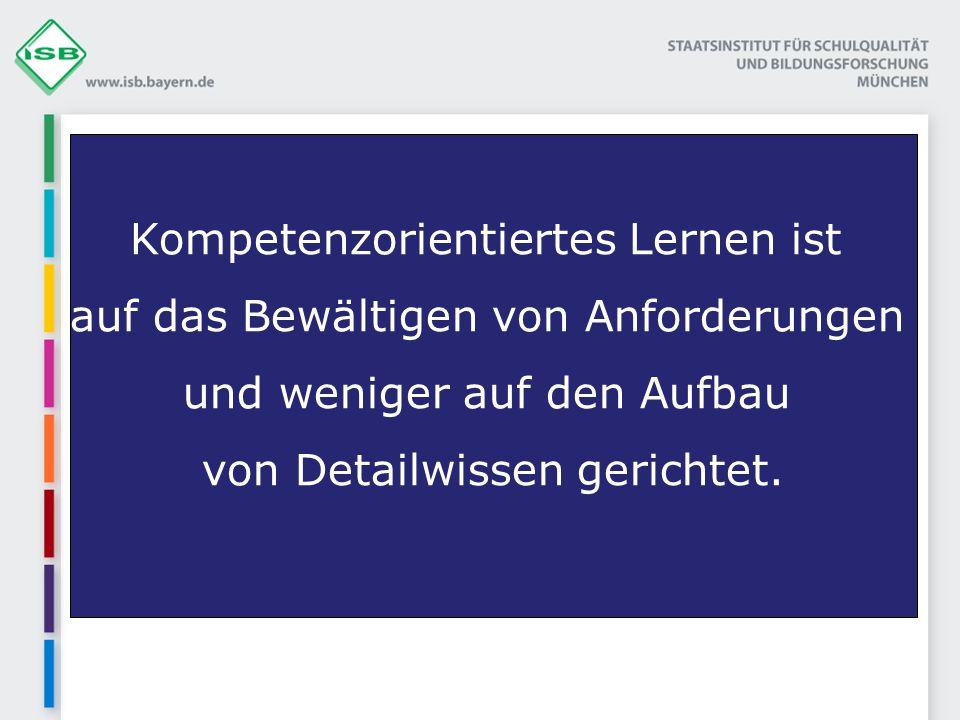 Artikel 131 der Verfassung des Freistaates Bayern: Die Schulen sollen nicht nur Wissen und Können vermitteln, sondern auch Herz und Charakter bilden.