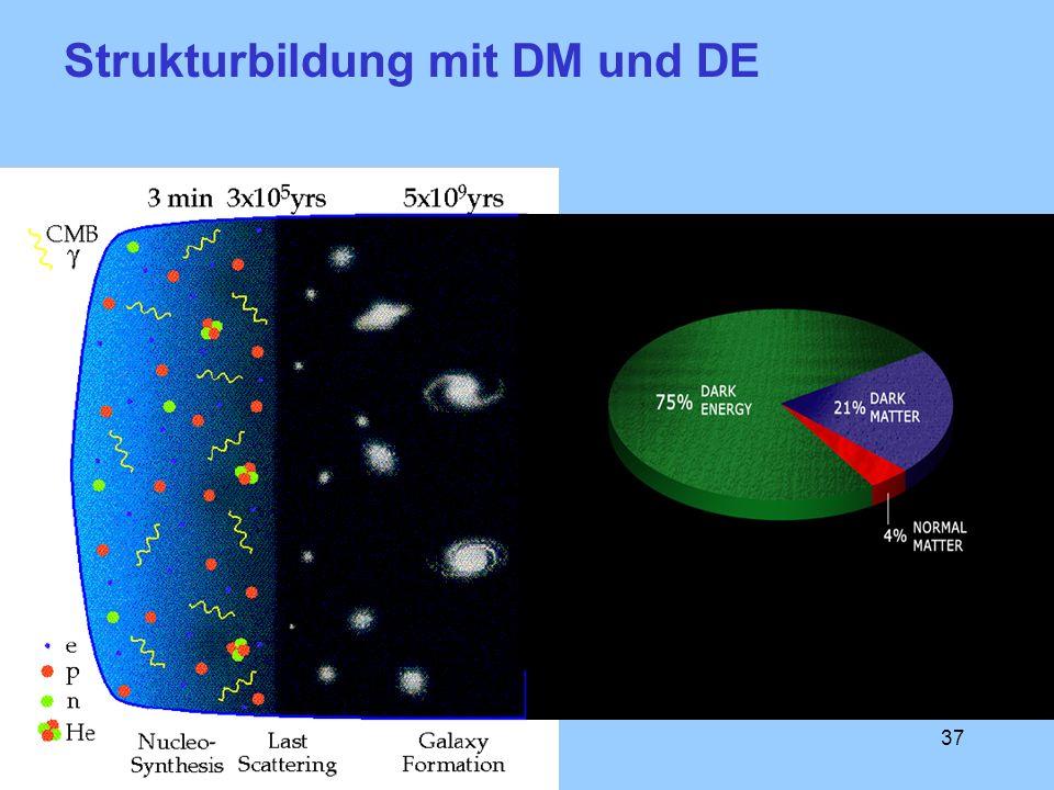 37 Strukturbildung mit DM und DE