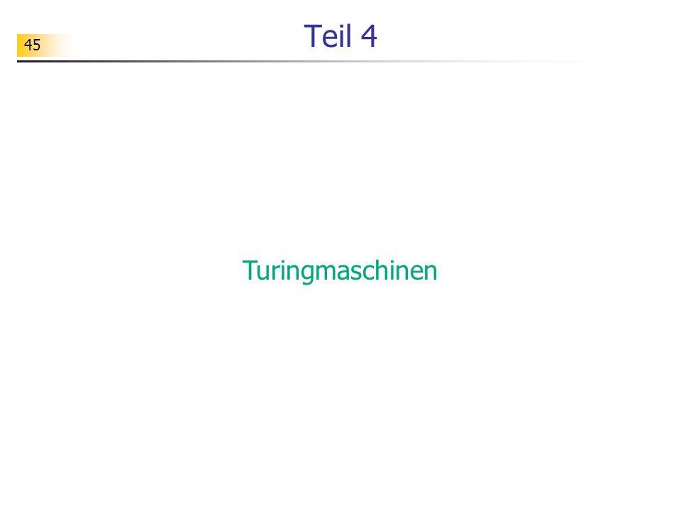 45 Teil 4 Turingmaschinen