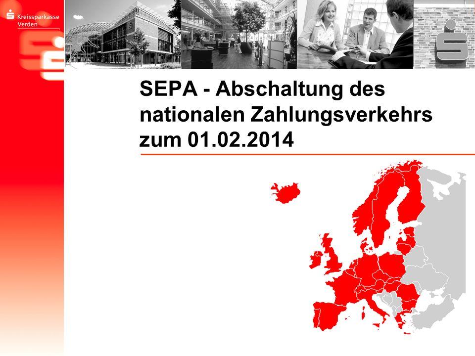 2 I Kreissparkasse Verden – Marcus Maiwald / Michael Kramer Agenda Einführung in das Thema SEPA.