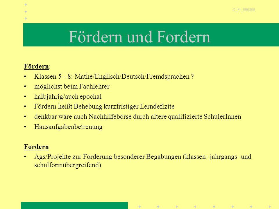 Fördern und Fordern Fördern: Klassen 5 - 8: Mathe/Englisch/Deutsch/Fremdsprachen .