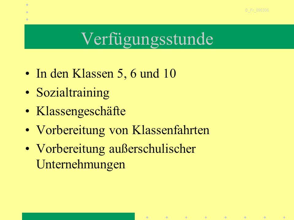 Fördern und Fordern Fördern: Klassen 5 - 8: Mathe/Englisch/Deutsch/Fremdsprachen ? möglichst beim Fachlehrer halbjährig/auch epochal Fördern heißt Beh
