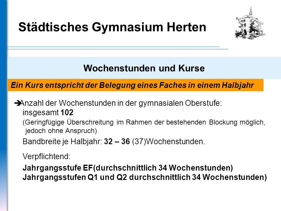 Städtisches Gymnasium Herten Latinum Note mind.