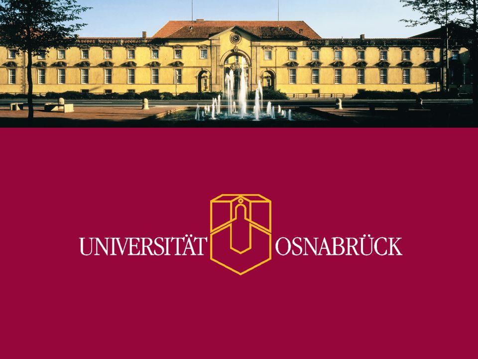 www.uni-osnabrueck.de/11560.html Frank Ehninger - KoPro 22 Koordinationsstelle Professionalisierungsbereich (KoPro) Schlüsselkompetenzen im 2-Fächer-Bachelor Studiengang