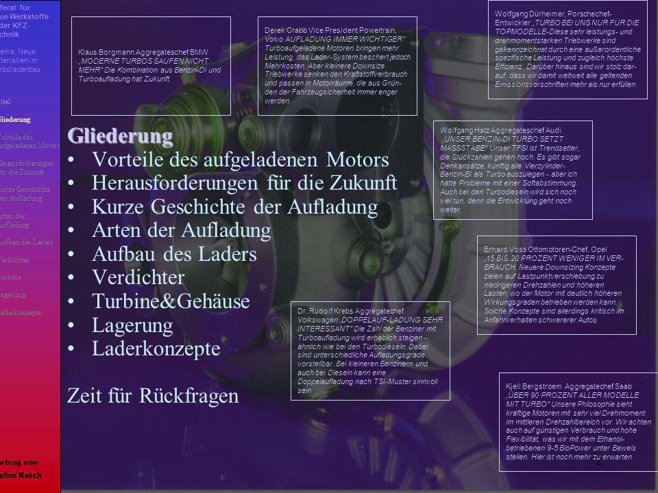 2 Wolfgang Dürheimer, Porschechef- Entwickler TURBO BEI UNS NUR FÜR DIE TOPMODELLE-Diese sehr leistungs- und drehmomentstarken Triebwerke sind geken