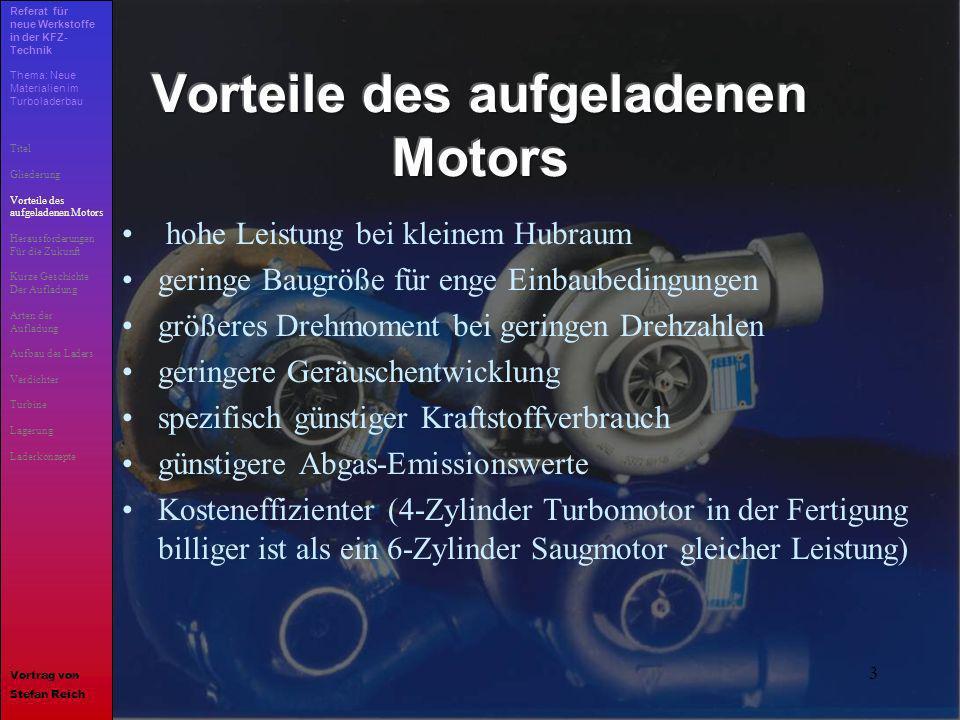 24 Der TFSI Motor Kombination Kompressor und Turbo Bis zu einer Drehzahl von 2000 Touren läuft der Kompressor alleine, danach hilft der Turbolader mit und übernimmt oberhalb von 3500 Umdrehungen die Aufladearbeit allein.