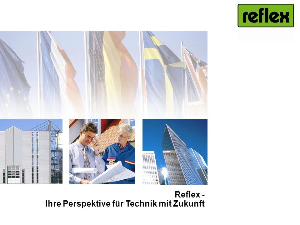 Reflex - Ihre Perspektive für Technik mit Zukunft