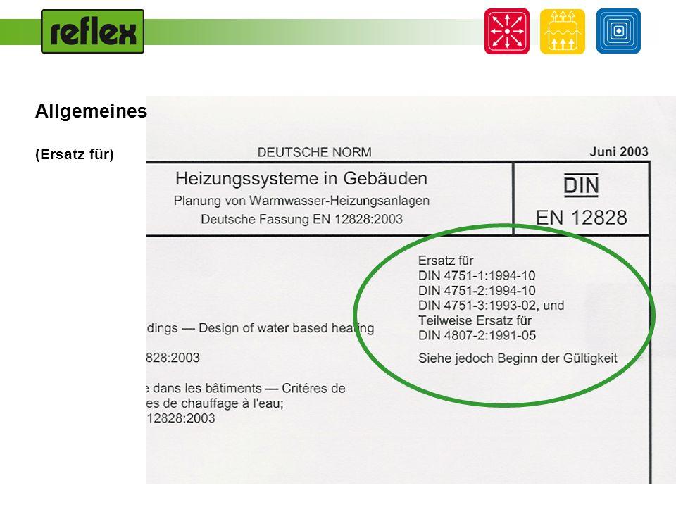 1a: Anwendungsbereich......Diese Norm legt die Entwurfs- und Auslegungskriterien für zentrale Warmwasser-Heizungsanlagen mit einer maximalen Betriebs- temperatur bis 105 °C fest........Die Norm regelt nicht zusätzliche sicherheitstechnische Anforderungen, die für Anlagen über 1MW Auslegungsleistung zutreffen können......Diese Norm beinhaltet die Planung von: - Wärmeerzeugungsanlagen - Wärmeverteilungssysteme - Wärmeabgabesysteme - Regelanlagen