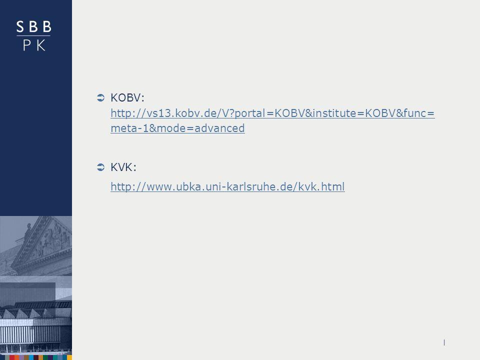 | Übersicht 1.Allgemeines 2.Webseite der Staatsbibliothek 3.Andere Kataloge 4.Recherchetechnik 5.Blogs, News und Feeds 6.Vifa-Recht und freie Angebote 7.Digitale Drucke im Internet 8.Rechtswissenschaftliche Repositories